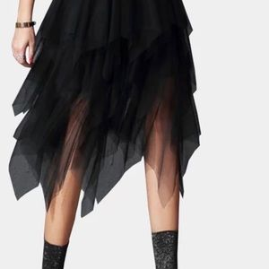Dresses & Skirts - Black tulle tutu skirt